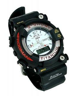 IDIVAS Round DailBlack FabricStrapQuartz Watch