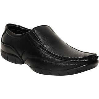 Corleone Men's Black Formal Shoe