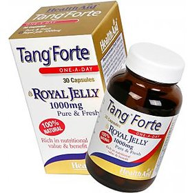 HealthAid Tang Forte (Royal Jelly 1000mg) - 30 Capsules
