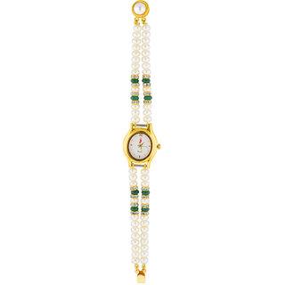 Sri Jagdamba Pearls Winsome Pearl Watch