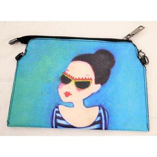 fc32c168bcf2 Sai Safety Cute Women Messenger Bags Cartoon Print Crossbody Little Baby  Girl Bag Little Girls Shoulder