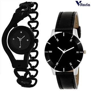 Vitoria Womens Fashionable  Watch Combo