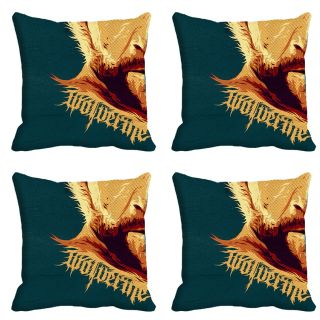 Wolverine Digitally Printed Cushion Cover (12x12)