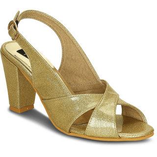 06e63ee774d Buy Kielz-Gold-Women s-Sandals Online - Get 60% Off