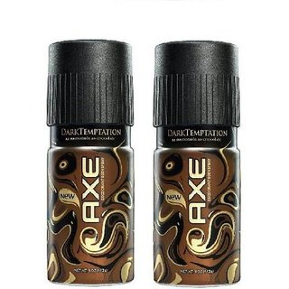 AXE DEO COMBO(CHOCOLATE) PACK OF 2