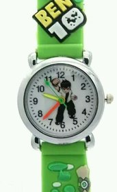 Ben 10 Kids Watch Green By InstaDeal