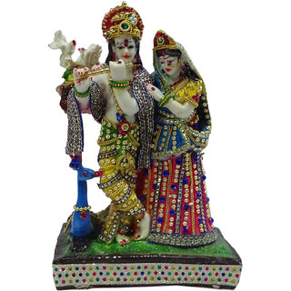 Paras Magic Radha Krishna Idol