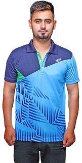 Port Men's Multicolor Designer T-Shirt