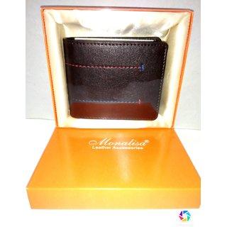 Monalisa leather stylist wallet for men