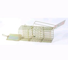 iron rat cage/mouse catcher/rat/mouse/pinjra trap for small rats