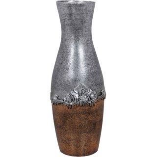 K.S Flower Vase Best Diwali Gift in Matte finish Multicolour Height 63cm
