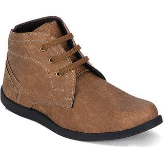 Kielz-Mens-Tan-Casual-Boots