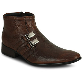 Kielz-Mens-Tan-Formal-Boots