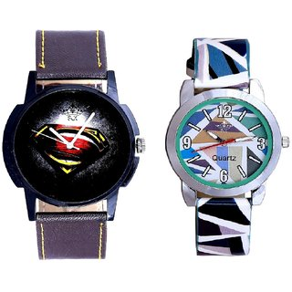 Super Men Stylish And Multi Colour Sky Blue Couple Casual Analogue Wrist Watch By VB INTERNATIONAL