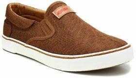 Sparx Men SM-306 Tan White Casual Shoes