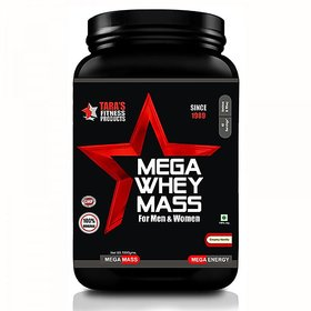 Mega Whey Mass - 1kg