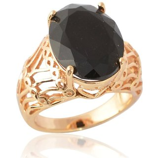 Sanaa Creations Gold Plated Alloy Ring for Women  Girls Fashion Jewellery