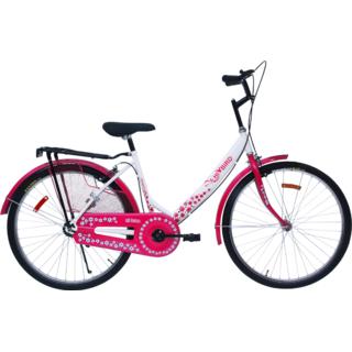 Hi-Bird Karishma White 66.04 cm(26) Road bike Bicycle