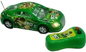 Remote Controlled Ben 10 Car