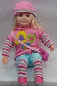 DollPoem Original Beautiful Doll Pink N Pink