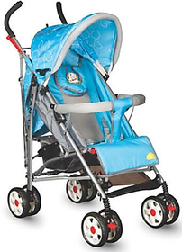 Happy Baby Pram Cum Stroller  With Freebie