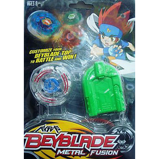 Beyblade with Launcher One Piece Packing