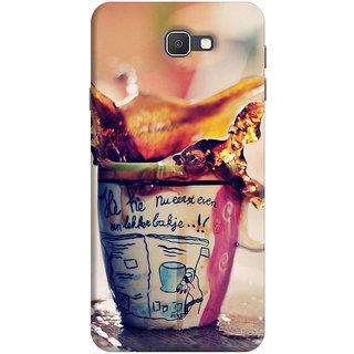 FurnishFantasy Back Cover for Samsung Galaxy On7 Prime - Design ID - 0352
