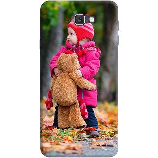 FurnishFantasy Back Cover for Samsung Galaxy On7 Prime - Design ID - 0531