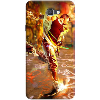FurnishFantasy Back Cover for Samsung Galaxy On7 Prime - Design ID - 0622