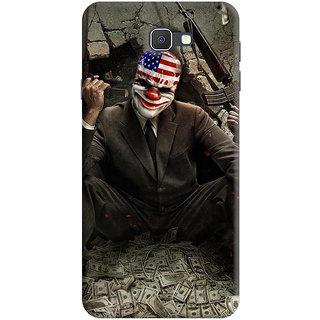 FurnishFantasy Back Cover for Samsung Galaxy On7 Prime - Design ID - 0653
