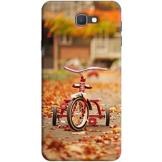 FurnishFantasy Back Cover for Samsung Galaxy On7 Prime - Design ID - 0641