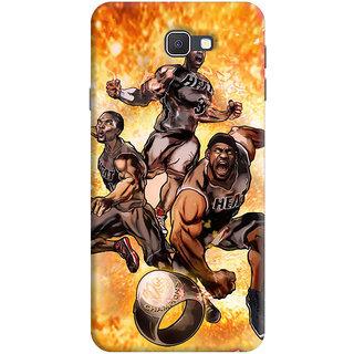 FurnishFantasy Back Cover for Samsung Galaxy On7 Prime - Design ID - 0711