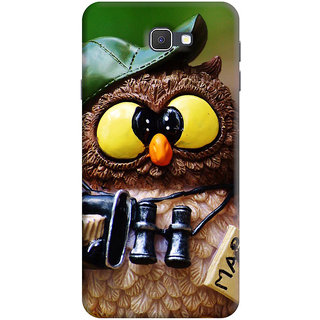 FurnishFantasy Back Cover for Samsung Galaxy On7 Prime - Design ID - 0720