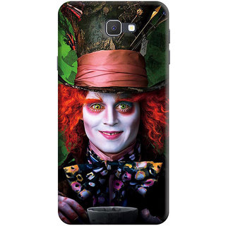 FurnishFantasy Back Cover for Samsung Galaxy On7 Prime - Design ID - 0727