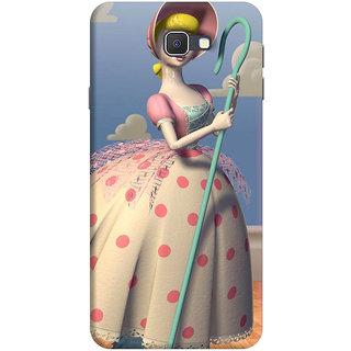 FurnishFantasy Back Cover for Samsung Galaxy On7 Prime - Design ID - 0809