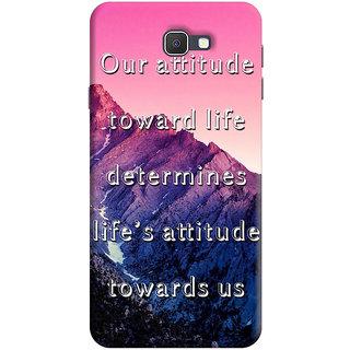 FurnishFantasy Back Cover for Samsung Galaxy On7 Prime - Design ID - 0882