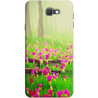 FurnishFantasy Back Cover for Samsung Galaxy On7 Prime - Design ID - 0975