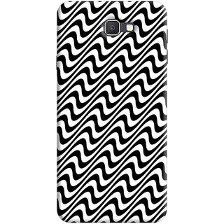 FurnishFantasy Back Cover for Samsung Galaxy On7 Prime - Design ID - 0998