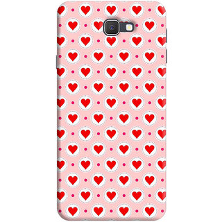 FurnishFantasy Back Cover for Samsung Galaxy On7 Prime - Design ID - 1006