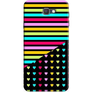 FurnishFantasy Back Cover for Samsung Galaxy On7 Prime - Design ID - 1032