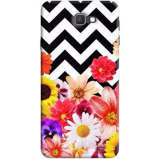 FurnishFantasy Back Cover for Samsung Galaxy On7 Prime - Design ID - 1036
