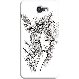 FurnishFantasy Back Cover for Samsung Galaxy On7 Prime - Design ID - 1082