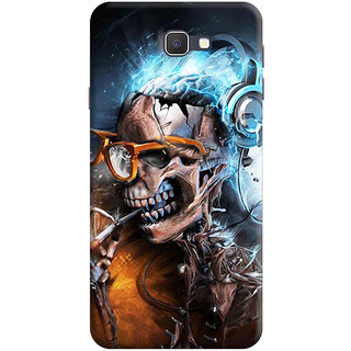 FurnishFantasy Back Cover for Samsung Galaxy On7 Prime - Design ID - 1068