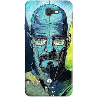 FurnishFantasy Back Cover for Samsung Galaxy On7 Prime - Design ID - 1139
