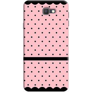 FurnishFantasy Back Cover for Samsung Galaxy On7 Prime - Design ID - 1128