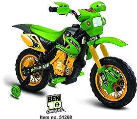 Toyzone Ben 10 Super Bike, Black