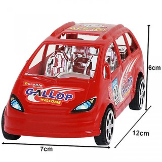 DealBindaas Two Cars Friction Assroted Colour