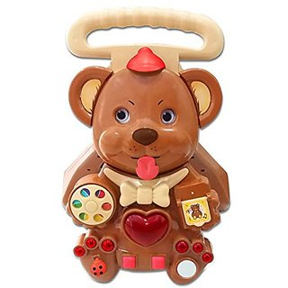 Toyzone EDU Bear Walker Red