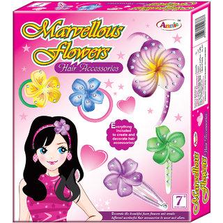 Marvellous Flowers (Hair Accessories)