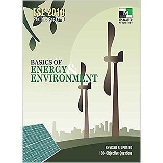 ESE 2018 Prelims Paper-1 Basics of Energy and Environment